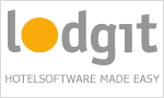 We use Lodgit Desk hotel software!